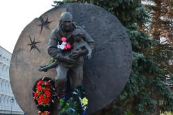 Dmitriy Razumovskiy Monument