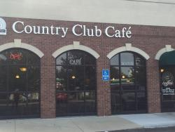 Country Club Cafe