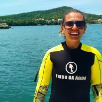Tribo da Agua Mergulho