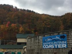 Ober Gatlinburg's Ski Mountain Coaster