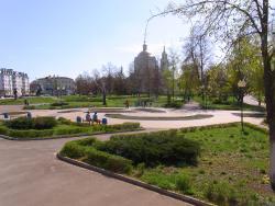Leskov Park