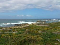 Batería J4 de Cabo Silleiro