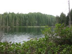 The Morte Lake Trail