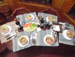 Restaurant El Volcan