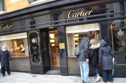 ‪Cartier Boutique‬