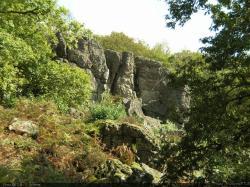 Reserve Naturelle de la Roche a l'Appel, Muno