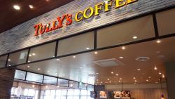 Tully's Coffee Aeon Mall Okinawa Rycom