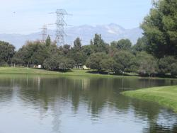Legg Lake Park, Whittier Narrows Recreation Area