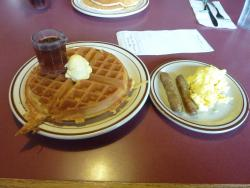 Waffle Barn of Folsom