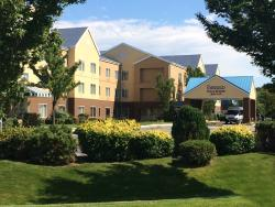 Fairfield Inn & Suites Salt Lake City Airport
