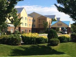 Fairfield Inn & Suites Salt Lake City Airport