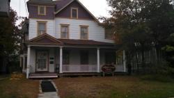 Stephen Crane House