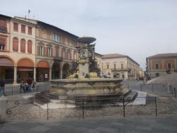 Fontana di Piazza della Liberta
