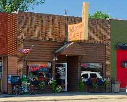 The Outdoorsman Cafe