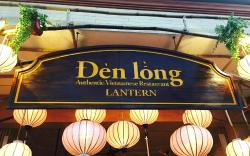 Authentic Vietname Restaurant DenLong-Lantern-