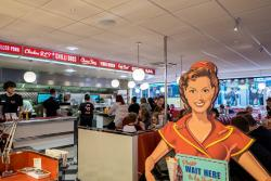 Ed's Easy Diner - Manchester