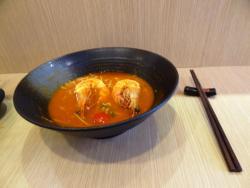 Janya Tomato Ramen