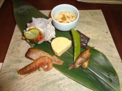 日本料理 香せり