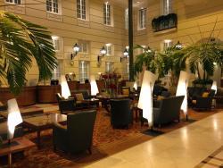 Vacker lobby