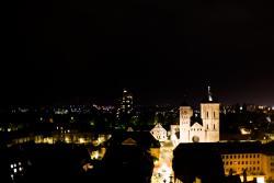 Mit dem Nachtwächter Durch Osnabrück