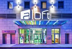 Aloft Manhattan Downtown Financial District