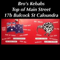 Bro's Kebabs