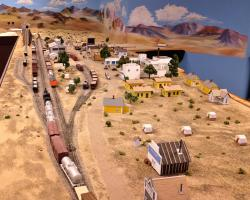 Tonopah and Tidewater Railroad Museum