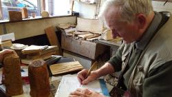 Michael Quirke - Wood Carver