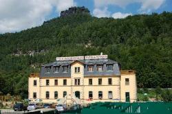Bomatscher Elb-Panoramagaststatte Und Pension