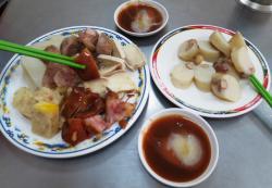 Qing Zi Sausage Bbq