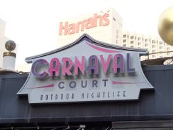 Carnaval Court at Harrah's