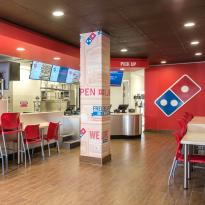 Domino's Pizza Rock Cottage