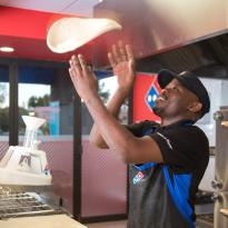 Domino's Pizza Secunda