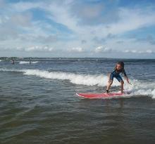 La Pedrera Surfing School