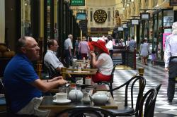 Australian Treasure Walks - Melbourne Lanes and Arcades