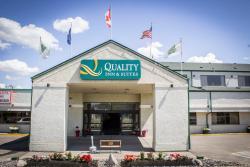 Quality Inn Airport - Edmonton