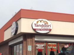 Tandoori Palace East Indian Cusine