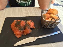saumon délicieux