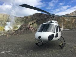 Frontier Helicopters - White Island Tour