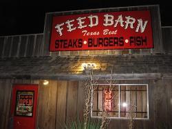 Feed Barn