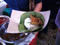 Nasi Jamblang Sumarni