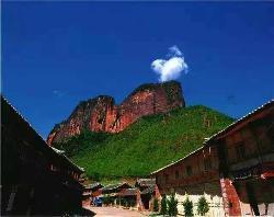 Mt. Laojun Mountain National Geological Park ,Yulong Liming