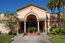 The Henry Shelton Sanford Memorial Library and Museum