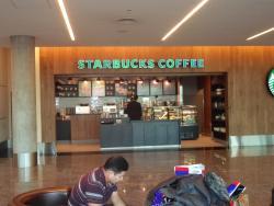 Starbucks -  Aeropuerto Internacional Ezeiza
