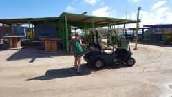 Bonaire Cruisers Golf Cart Rentals