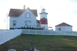 Stratford Point & Lighthouse