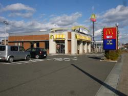 McDonald's Route 6 Souma Tsukanomachi