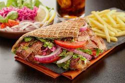 German Doner Kebab, West Ealing