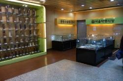 Seoul Yangnyeongsi Herb Medicine Museum
