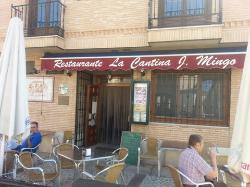 Restaurante La Cantina J. Mingo